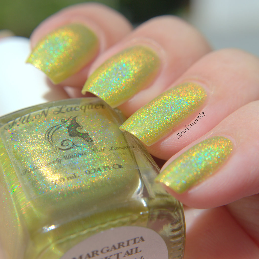 Margarita Cocktail - FUN Lacquer (5)