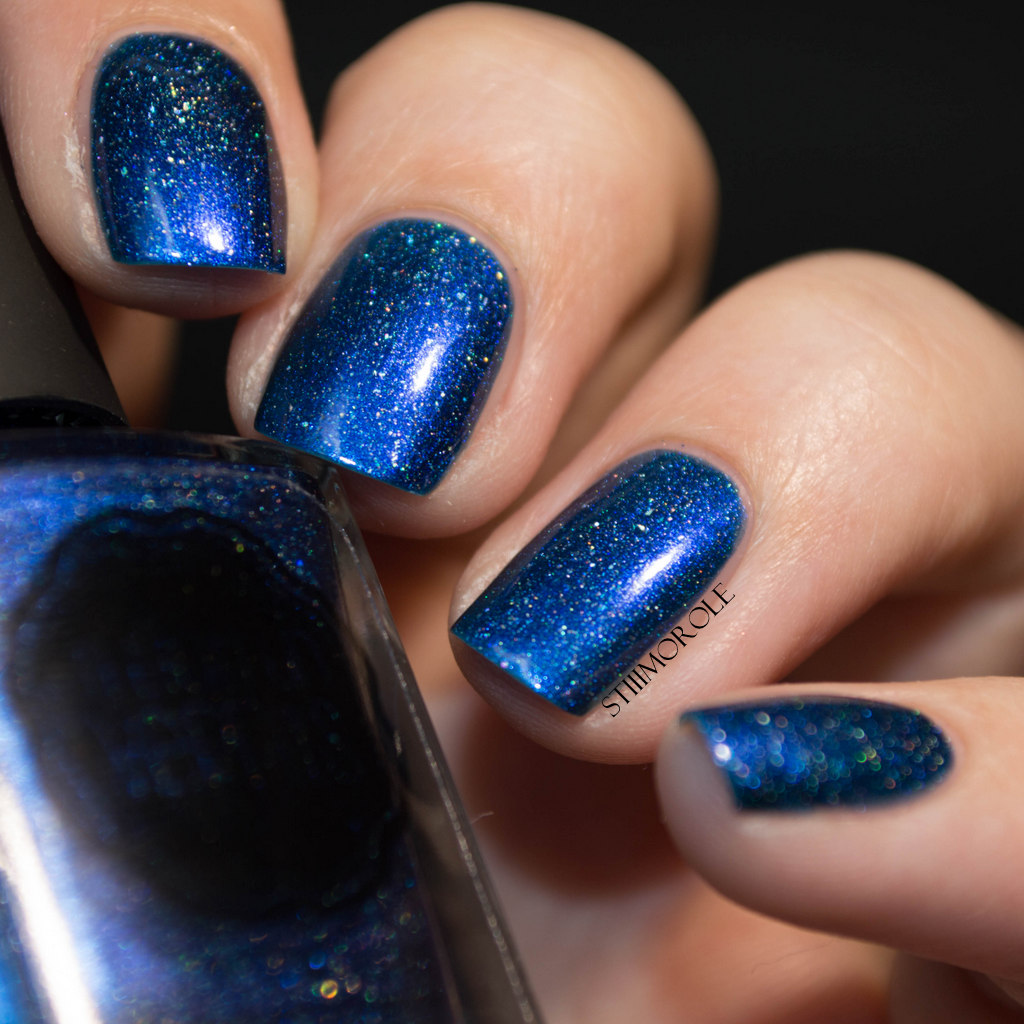 1-Il était un vernis - Crush on blue 3
