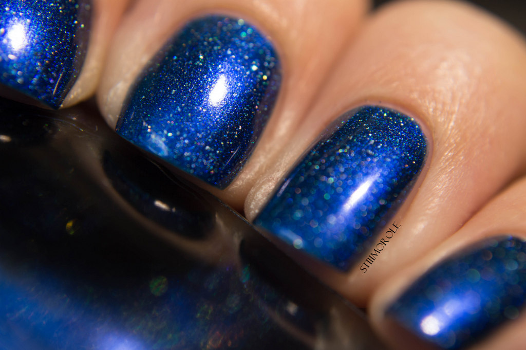 1-Il était un vernis - Crush on blue