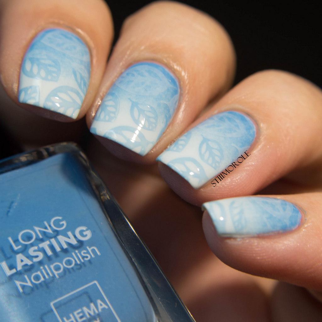 1-Hema nail art