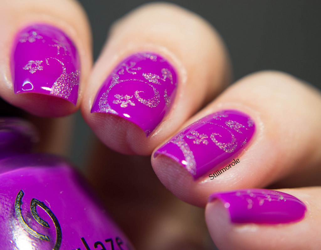 1-China Glaze - Violet vibes 5