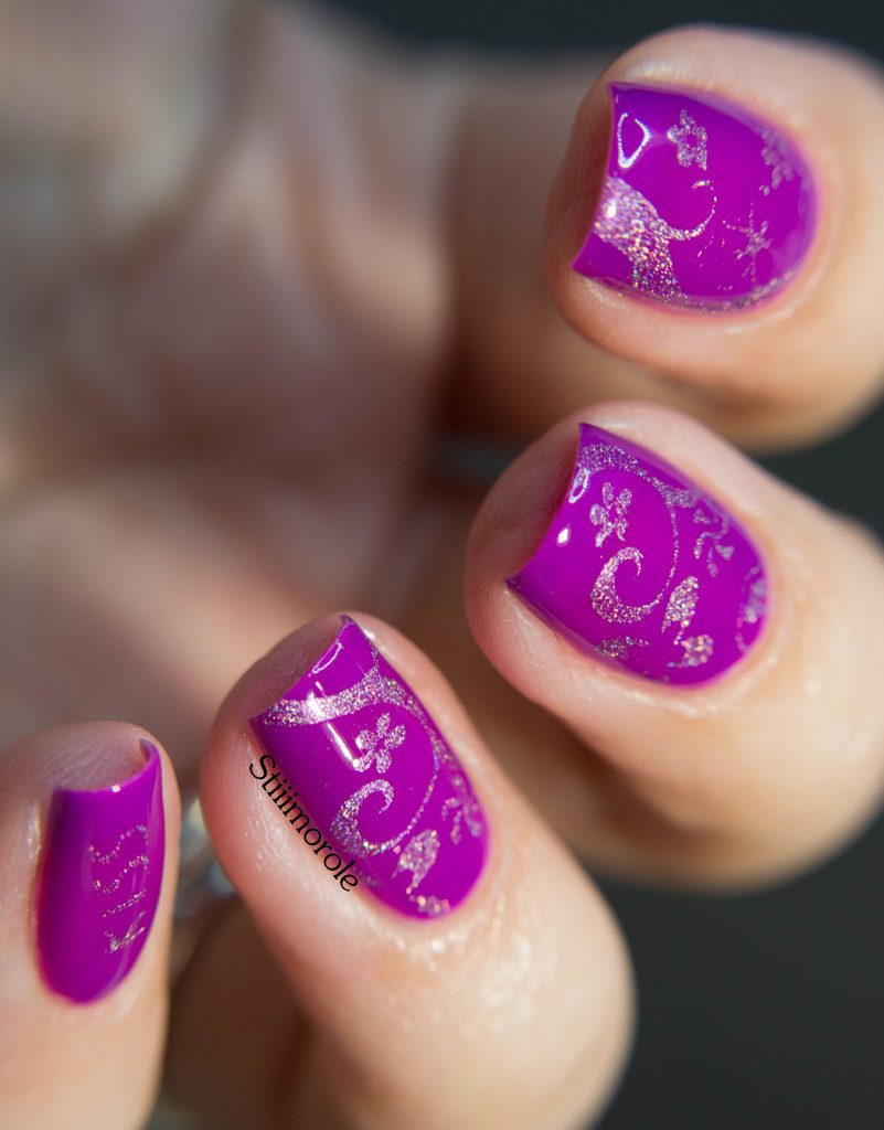1-China Glaze - Violet vibes 7