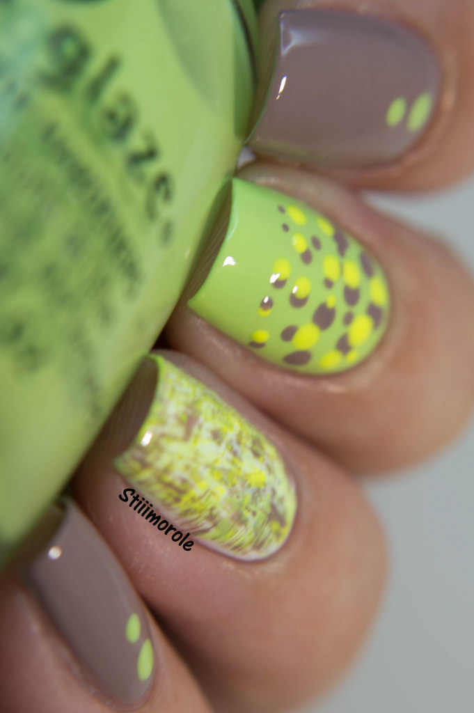 1-NA - Lime et nude