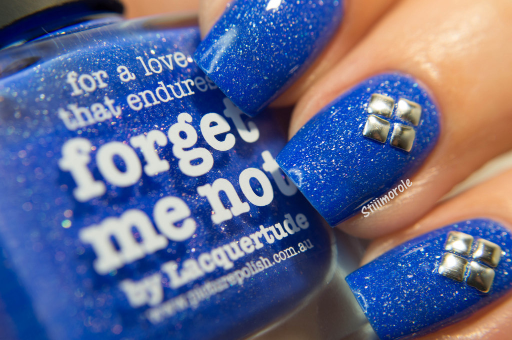 1-Picture Polish - Forget me not 1