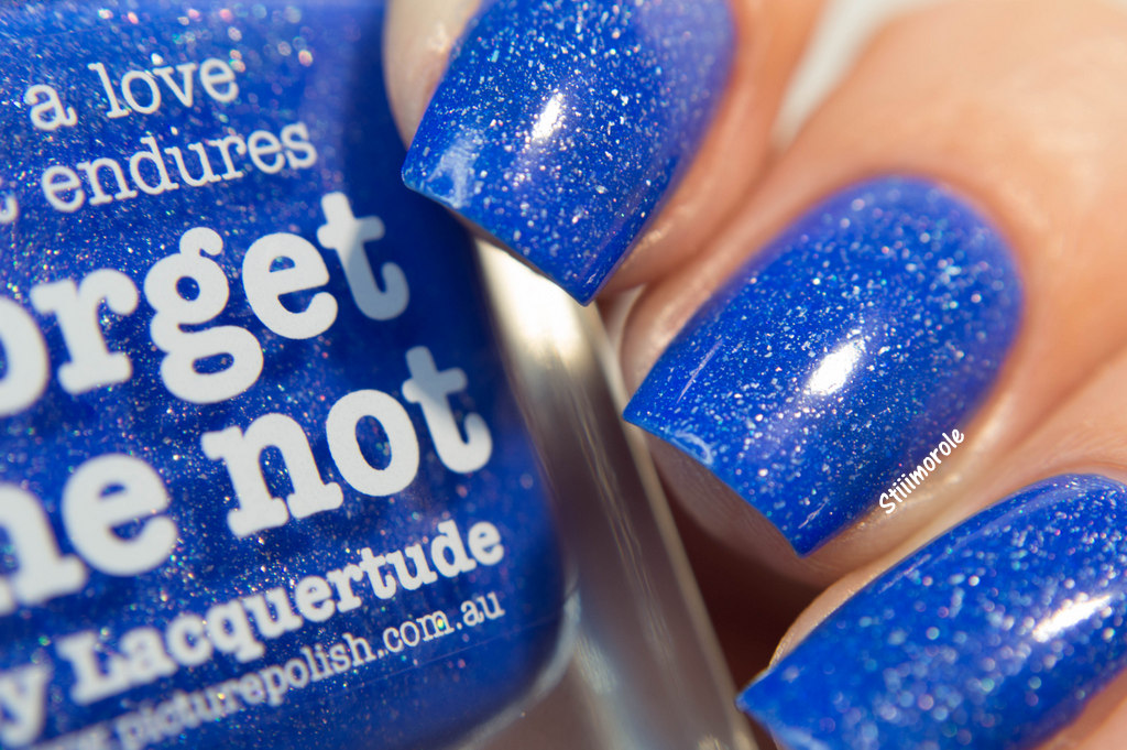 1-Picture Polish - Forget me not 6